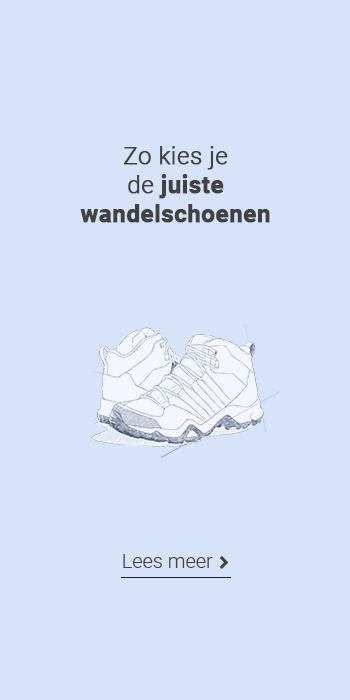 Zo kies je de juiste wandelschoenen